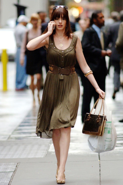 أجمل الأزياء من فيلم The Devil Wears Prada