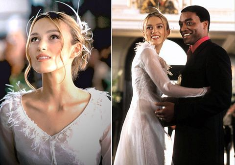 فستان الزفاف