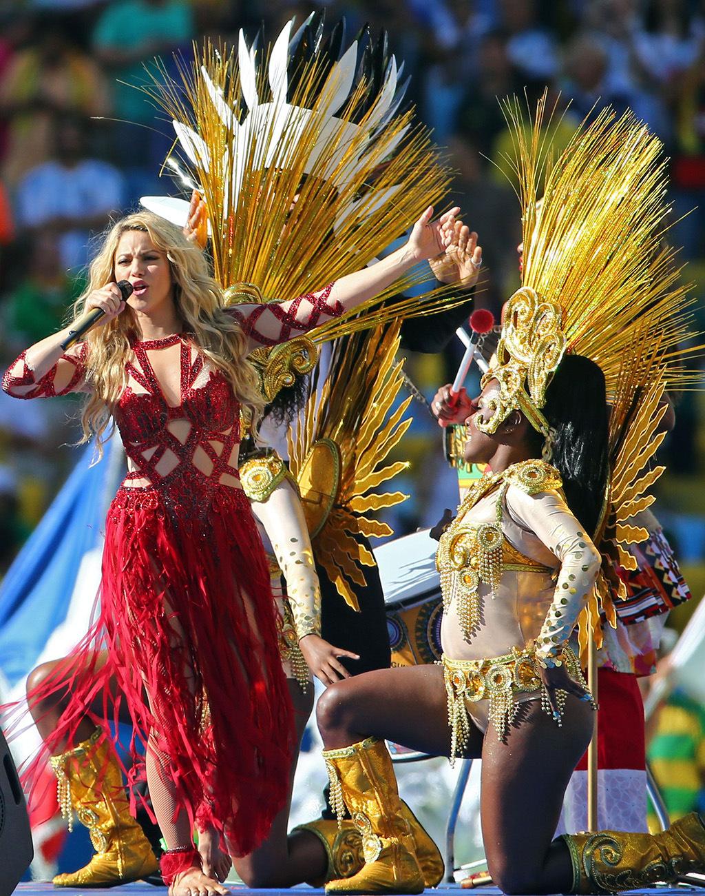 شاكيرا أغنية كأس العالم
