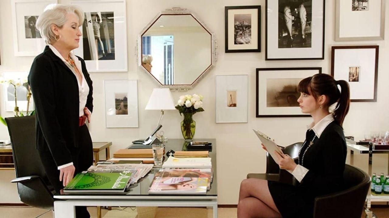 فيلم الشيطان يرتدي برادا آن هاثاوي و ميريل ستريب