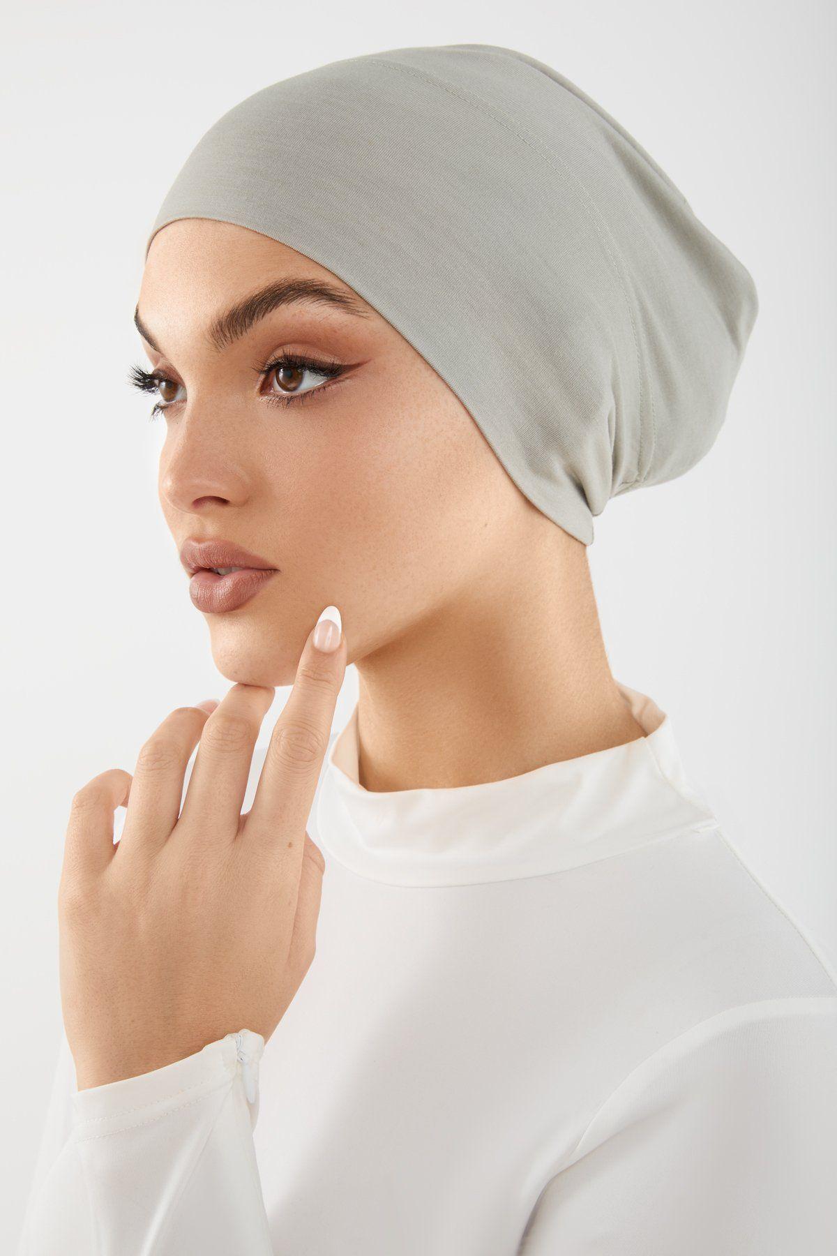 حجابات 2021 باندانا قطنية تحت الحجاب قمطة تحت الحجاب طرحة قطنية