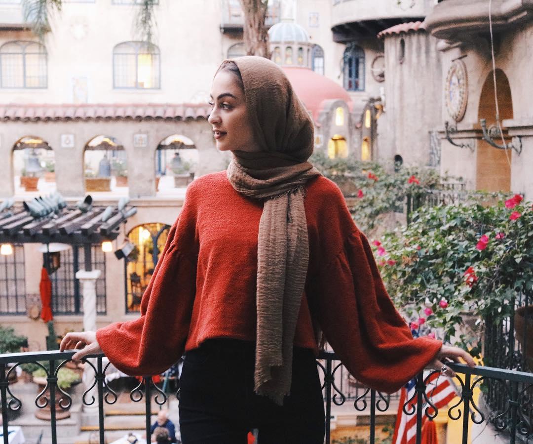 لفات للحجاب، طرق لف الحجاب