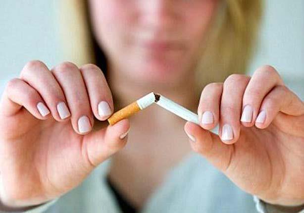 أضرار التدخين على البشرة